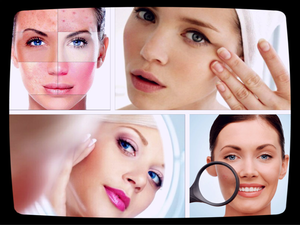 как определить тип кожи тест онлайн