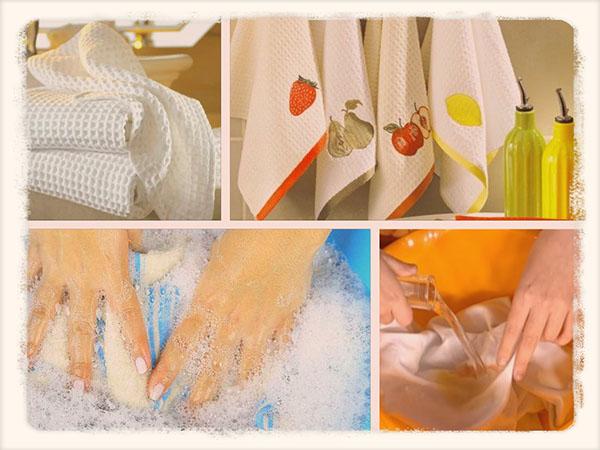 Как отбелить белые полотенце в домашних условиях - 3dfuse.ru