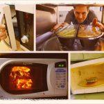 Какую посуду нельзя ставить в микроволновку