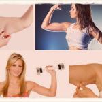 Как подтянуть обвисшую кожу на рука
