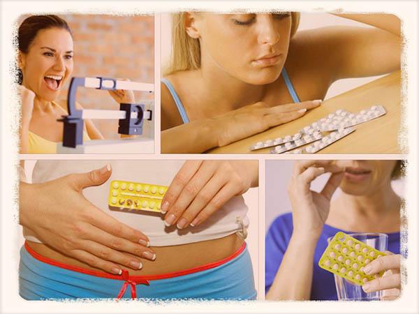 ЛУЧШИЕ противозачаточные таблетки, от которых не полнеют, Жизнь в деталях