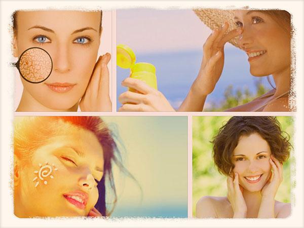 Как ухаживать за сухой кожей летом