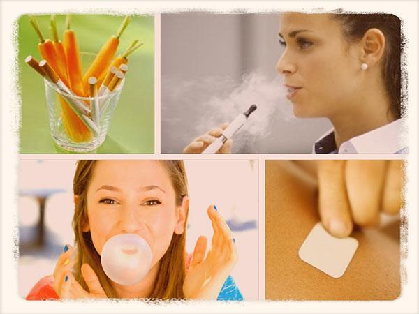 Чем заменить сигареты, когда бросаешь курить