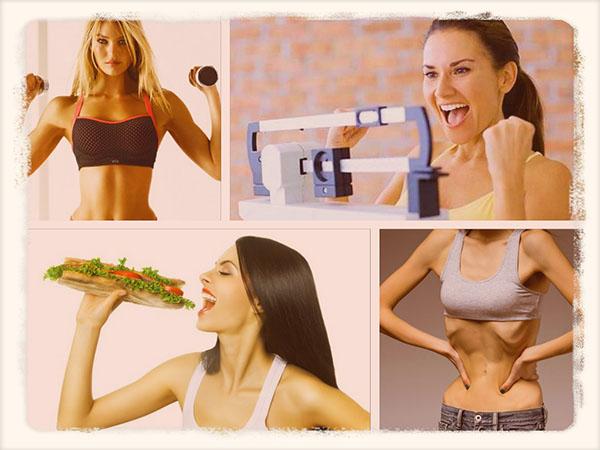 как набрать вес девушке в домашних условиях
