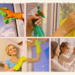 Как и чем мыть пластиковые окна без разводов