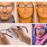 Что сделать, чтобы очки не запотевали зимой