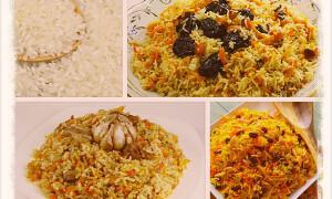 Какой рис лучше использовать для плова