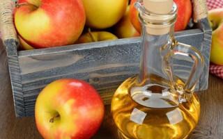 Как приготовить яблочный уксус дома