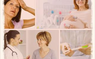 Можно ли забеременеть во время климакса