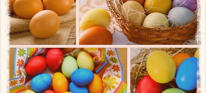 Красим яйца на Пасху: когда, зачем и как