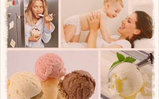 Можно ли кормящей маме мороженое
