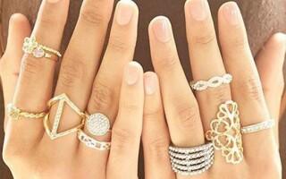 На каком пальце носить кольцо