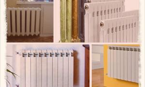 Какие виды радиаторов лучше: обзор лучших батарей
