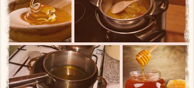 Как растопить мед без потери полезных свойств