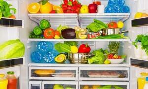 Температура в холодильнике и морозильной камере