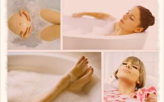 Можно ли беременным принимать ванну
