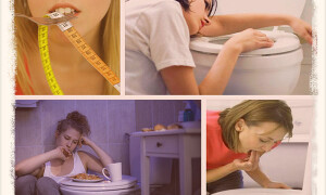 Как вызвать рвоту после еды для похудения