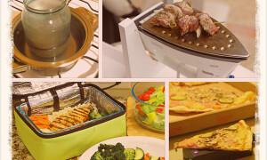 Как разогреть еду без микроволновки + на работе