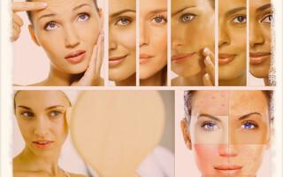 Как определить тип кожи лица: тест онлайн