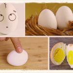 Как отличить вареное яйцо от сырого: 7 способов!