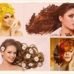 Как покрасить волосы без краски в домашних условиях