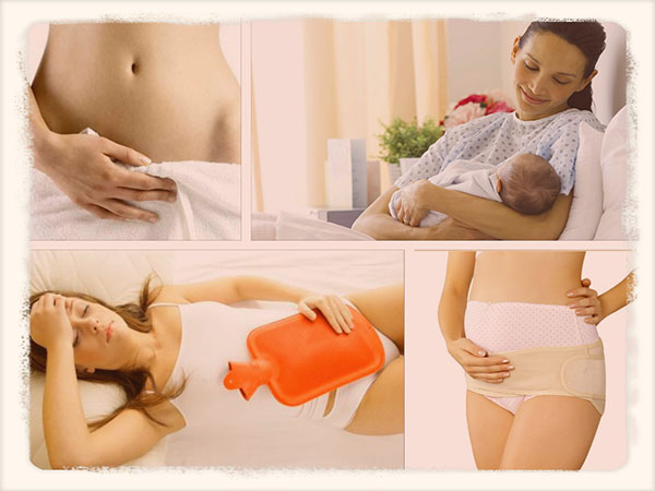 как долго идут выделения после родов