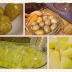 Как сварить картошку в микроволновке