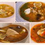 Солянка рыбная классическая рецепт