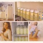Как хранить грудное молоко после сцеживания