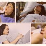 Как правильно дышать при схватках и родах