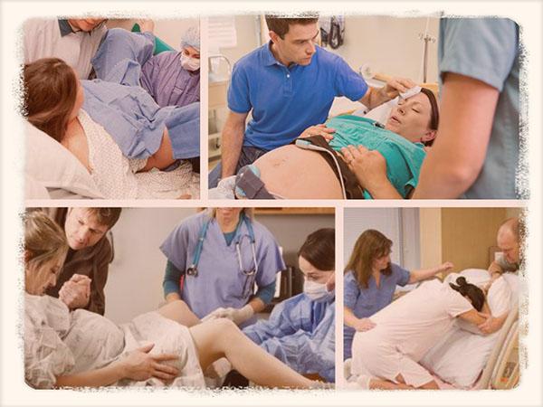 как правильно тужиться во время родов