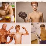 Как набрать вес мужчине в домашних условиях