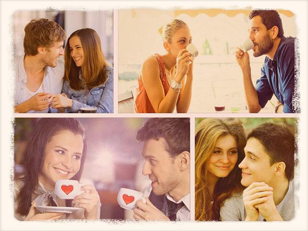 влюбленные пары