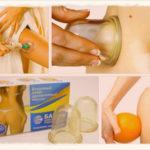 Как сделать массаж банками от целлюлита в домашних условиях