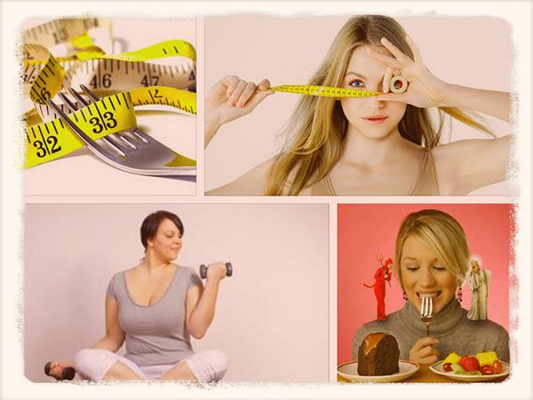 методы похудения без силы воли