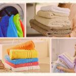 Как стирать махровые полотенца, чтобы они были мягкими и пушистыми