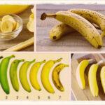 Как хранить бананы, чтобы они не чернели дома