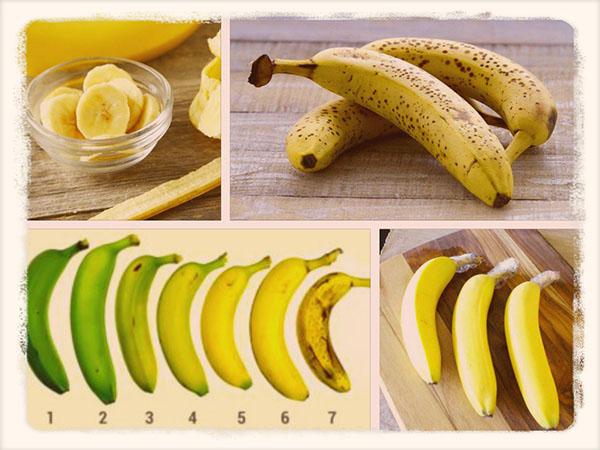 правильное хранение бананов